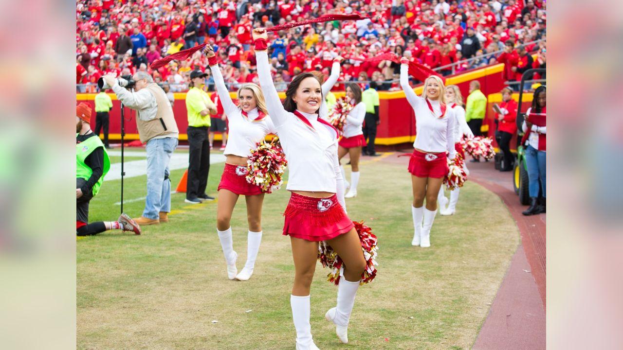 Photo Gallery: Chiefs vs Bills Cheerleaders