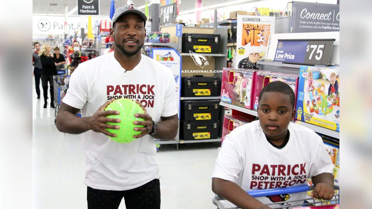 CB Patrick Peterson