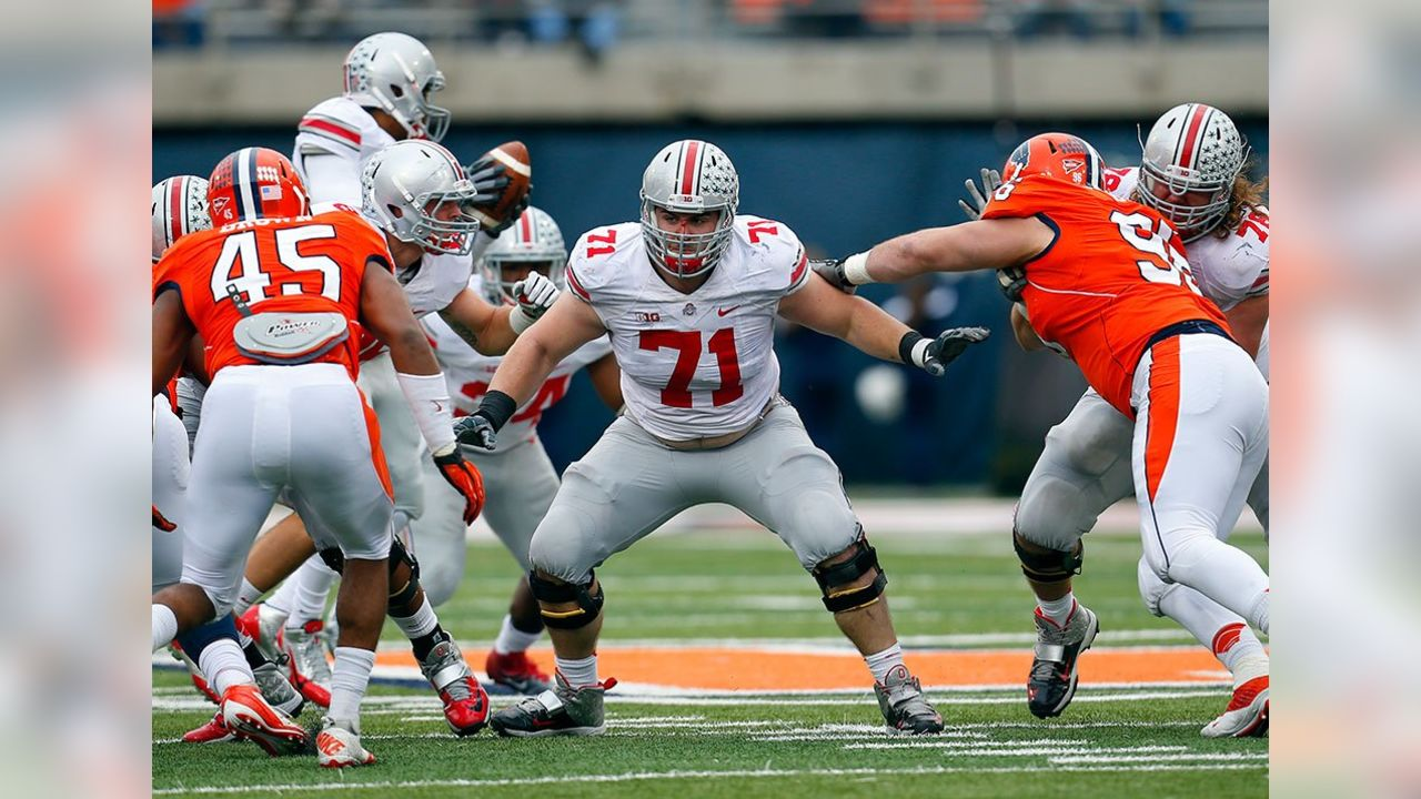 Corey Linsley - #71 - Ohio State