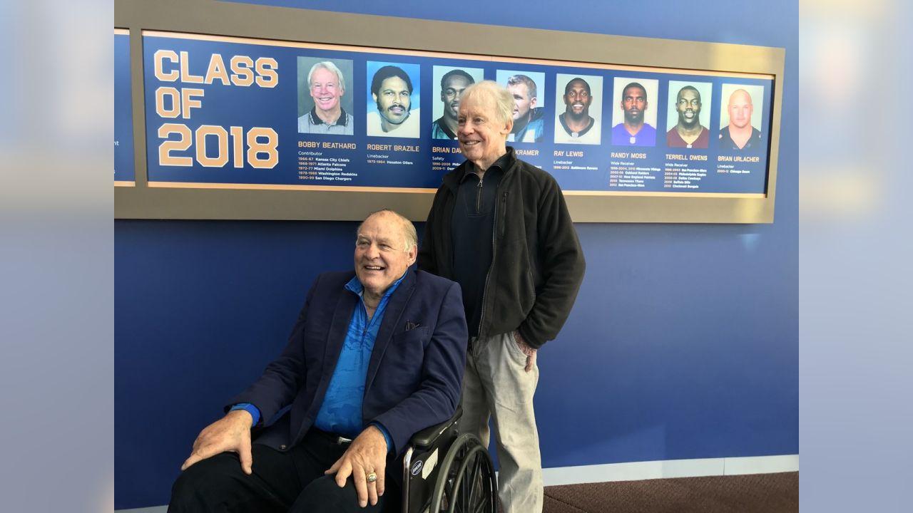 Jerry Kramer & Bobby Beathard