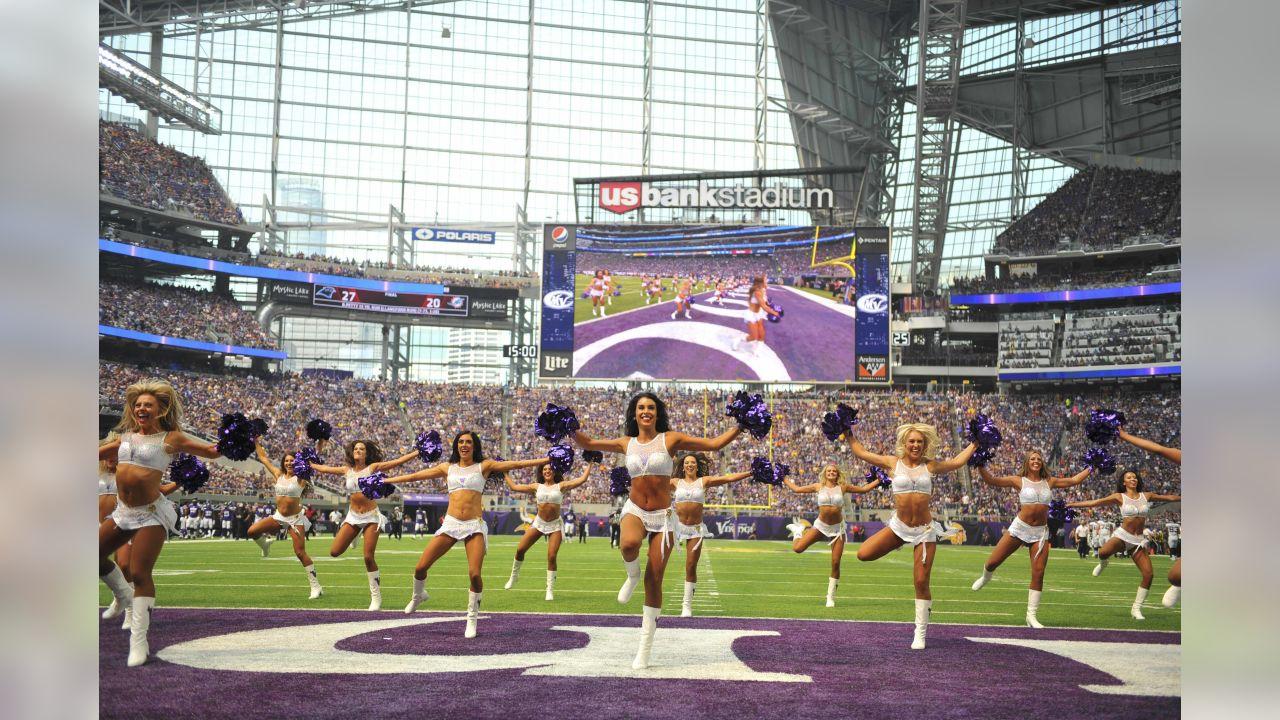 Minnesota Vikings vs. Jacksonville Jaguars on August 18, 2018 at U.S. Bank Stadium in Minneapolis, Minnesota.  Photo by Ben Krause/Minnesota Vikings