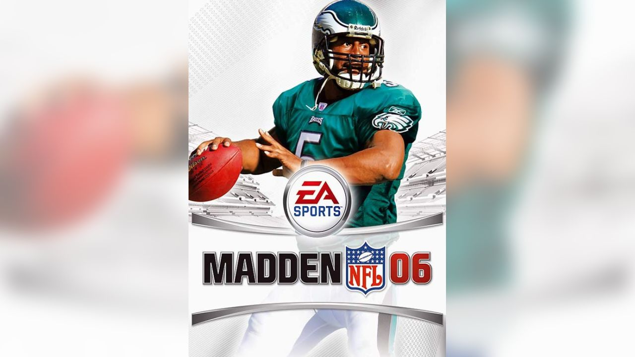 Photos: Madden Covers through the years