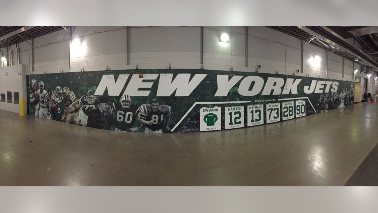 Jets Locker Room Gets a Facelift