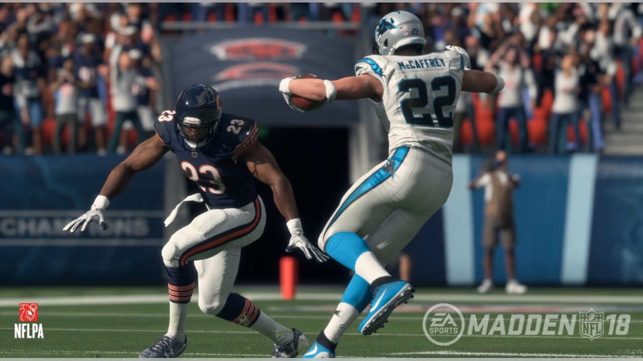 Madden Matchup Panthers At 49ers