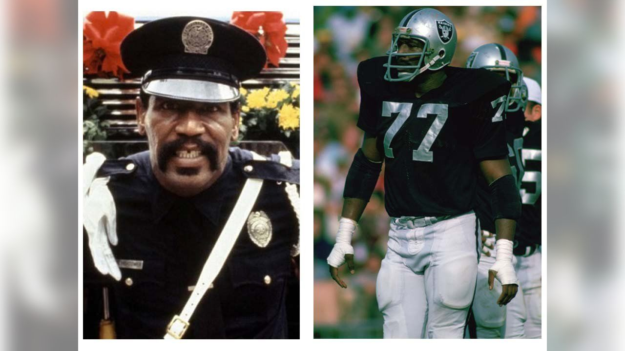size 40 9663f 956e3 Former Raiders In The Movies