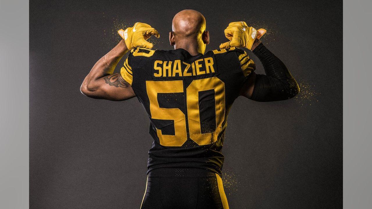 online store eba88 7b38b Steelers to wear 'color rush' unis this week