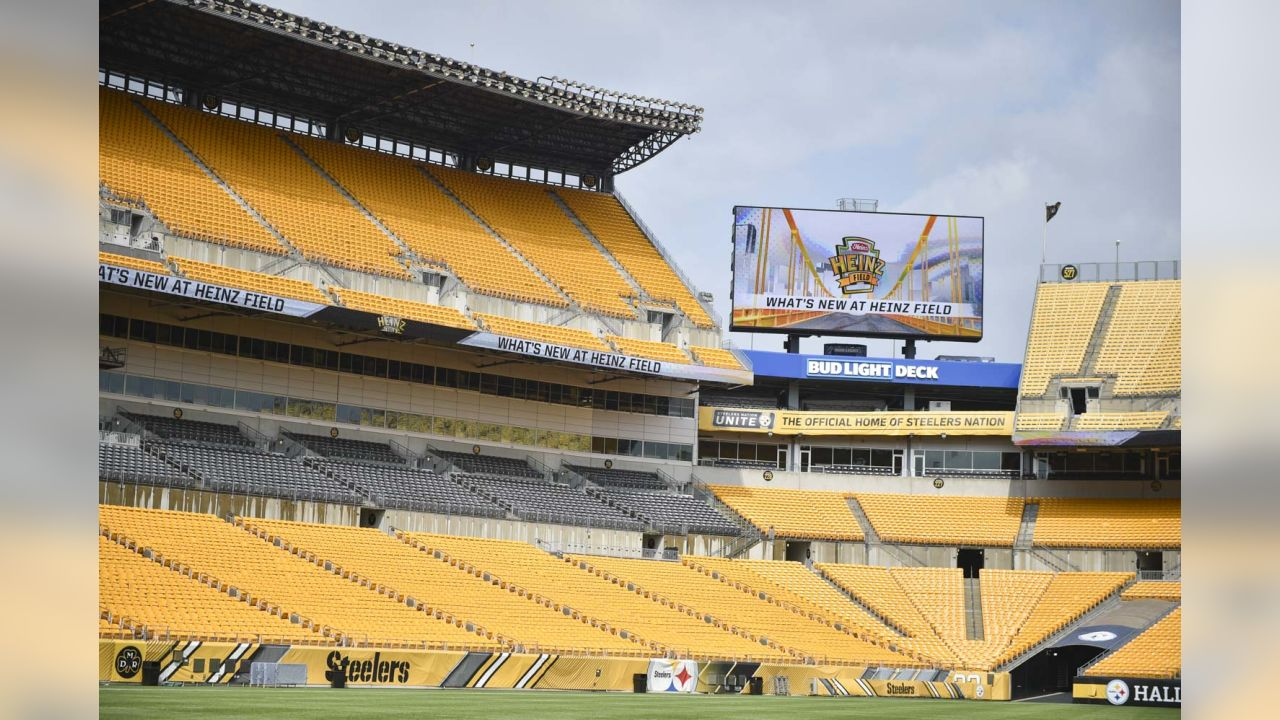 Photos What S New At Heinz Field