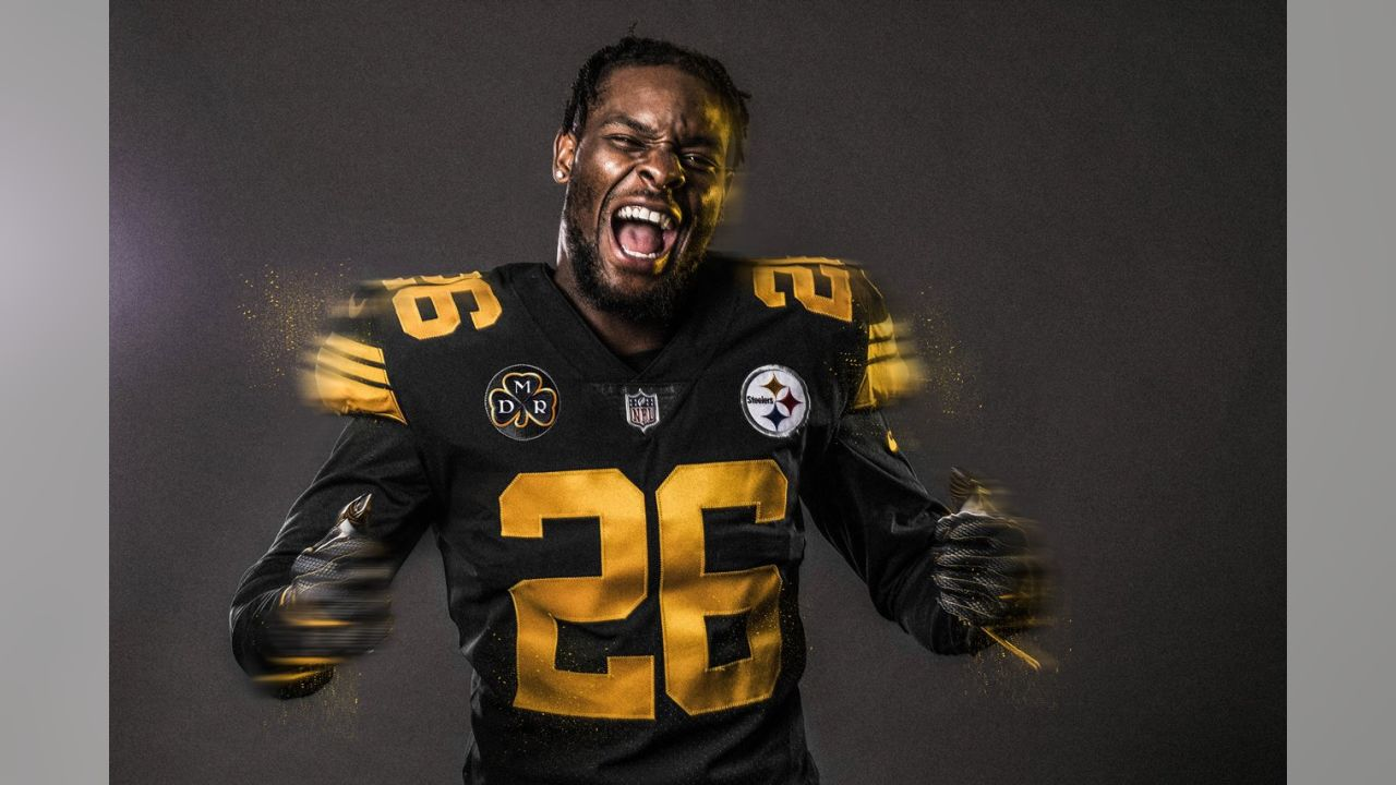 online store a07aa 9f049 Steelers to wear 'color rush' unis this week