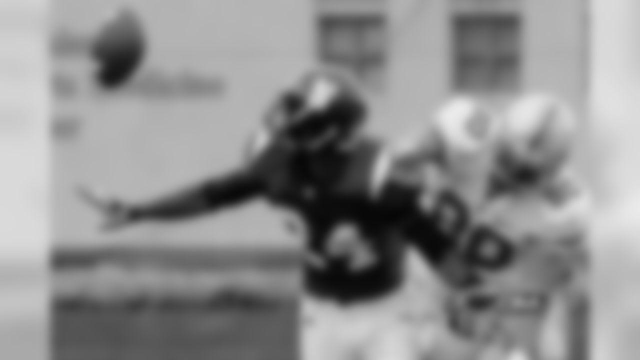 Defensive back Sherrick McManis, Northwestern