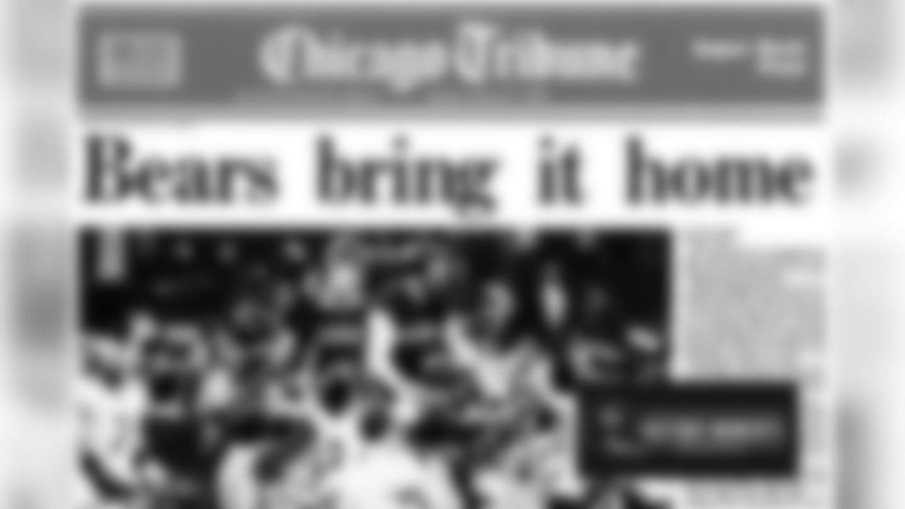 BEARS BRING IT HOME - Jan. 26, 1986. In the end, their bite was even better than their bark. In New Orleans, the place that invented jazz, the fat lady sang early, before halftime. - Bears Historic Moments - Chicago Tribune