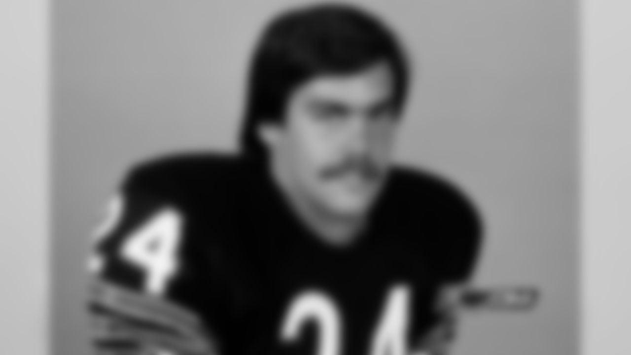 Jeff Fisher - Played four seasons with the Bears from 1981-84, contributing primarily as a punt and kickoff returner. More well known as the long-time NFL head coach of the Oilers/Titans and Rams.