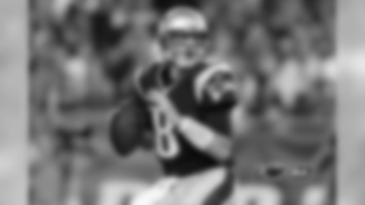Bears quarterback spent his first three NFL seasons as Tom Brady's backup with the Patriots from 2009-11.