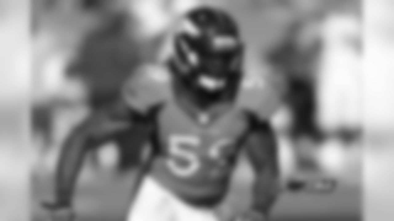 March 9 - Signed LB Danny Trevathan, 4 years