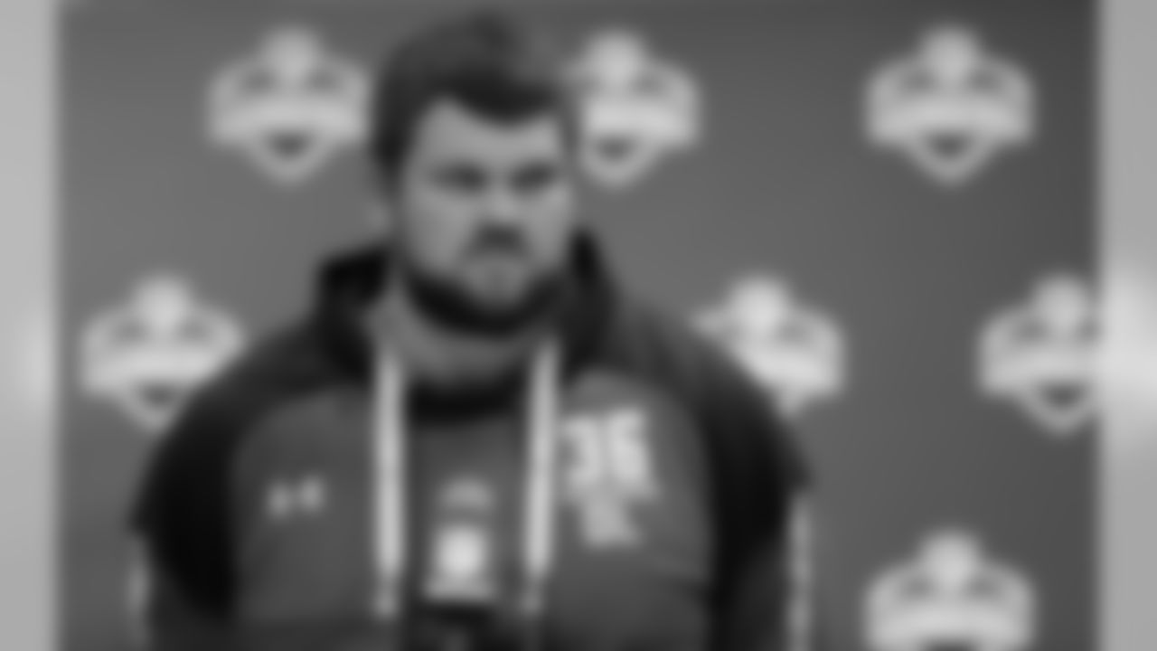 T Ryan Ramczyk, Wisconsin: Projected first-round pick