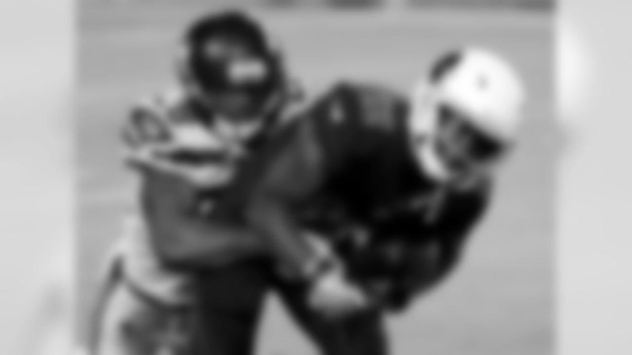 WR John Brown catches a pass