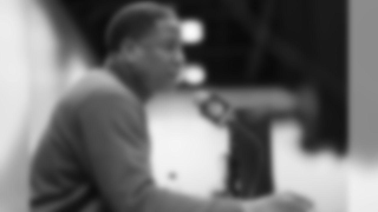Coach Steve Wilks
