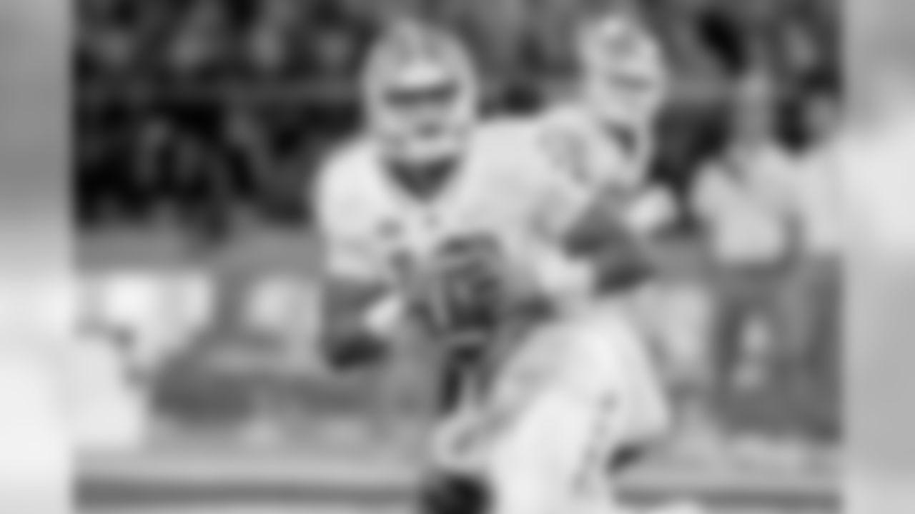 Mitchell Trubisky, North Carolina: Projected top-10 pick