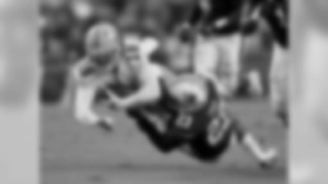 CB Rudy Ford, Auburn (sixth-rounder)