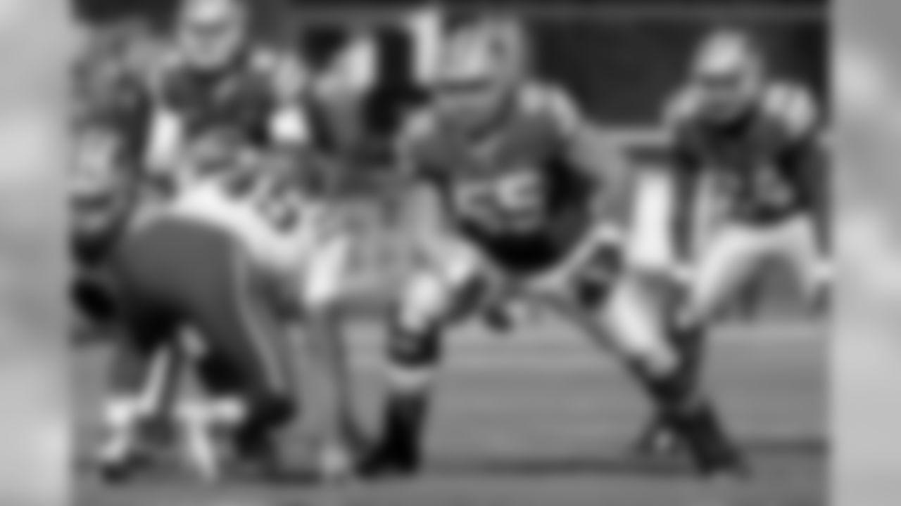 55 Cody Whitehair OL Senior - Kansas State