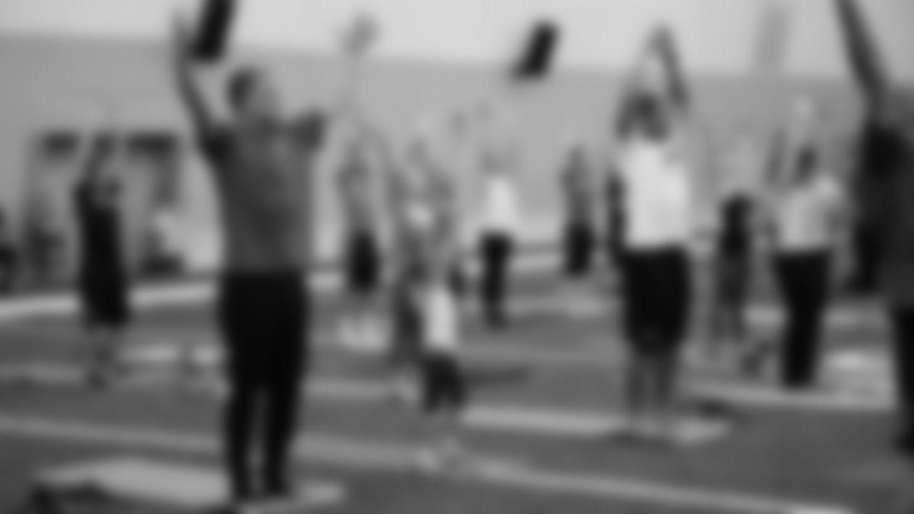 Community Tuesday: Yoga With LBBC