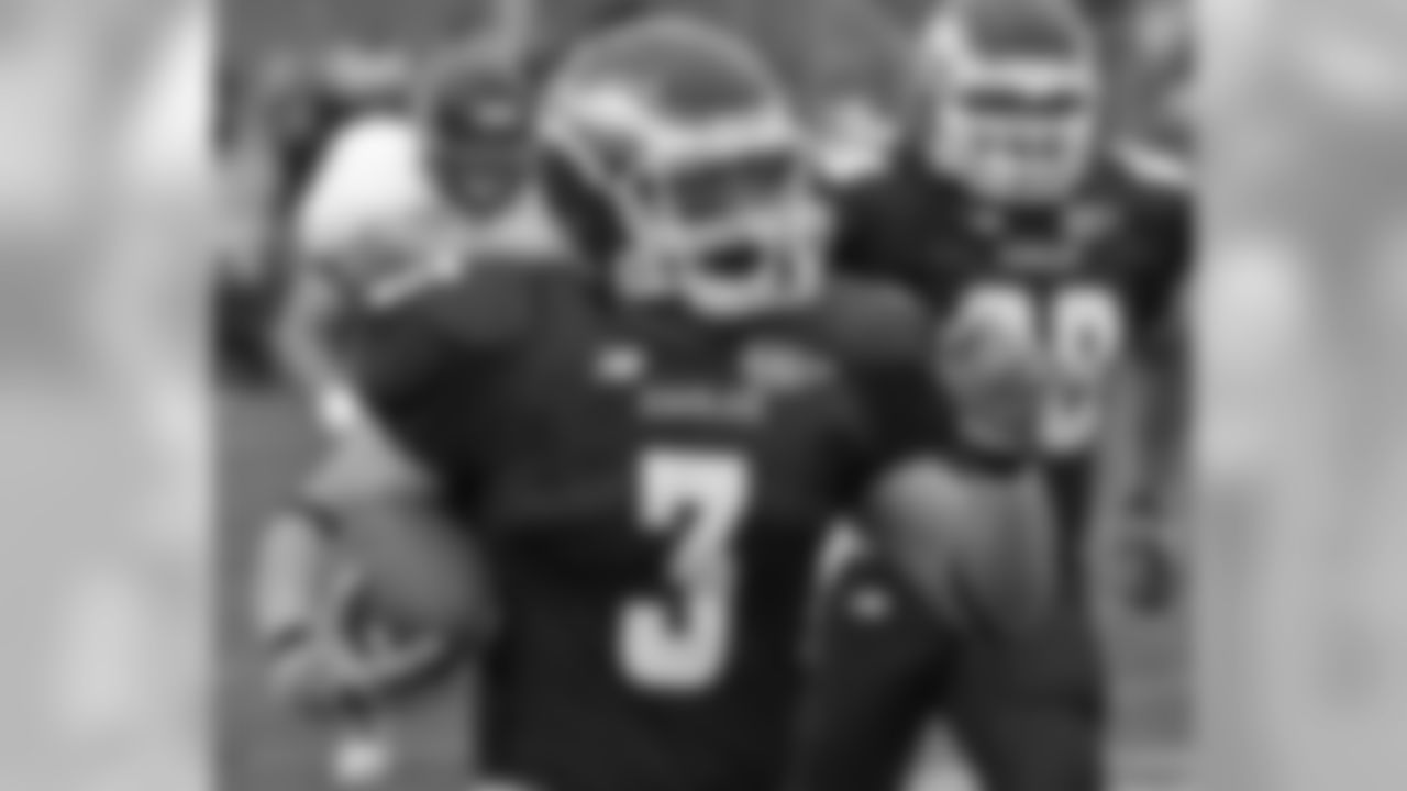 RB Danny Woodhead, Chadron State