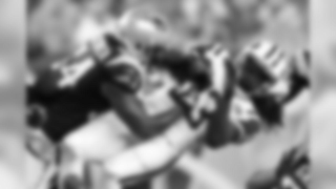 Who knew that the number on RB Chris Ivory's jersey (33) would be less than his number of carries (34) during our 30-27 overtime victory over New England Week 7 at MetLife Stadium?