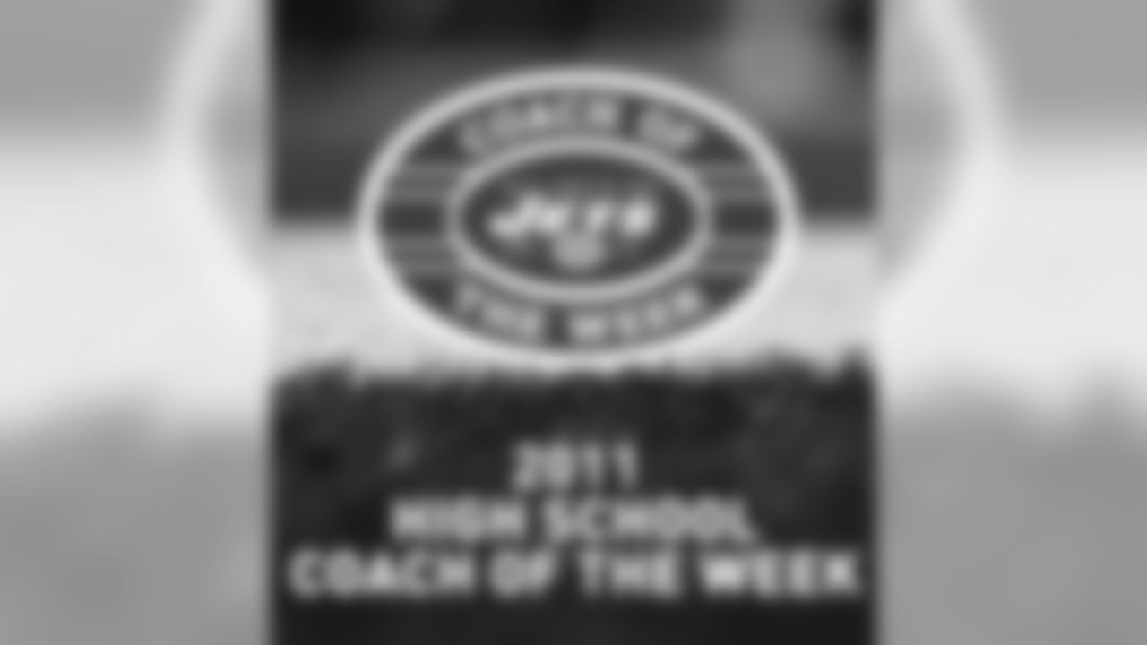 2011 Jets High School Coach of the Week