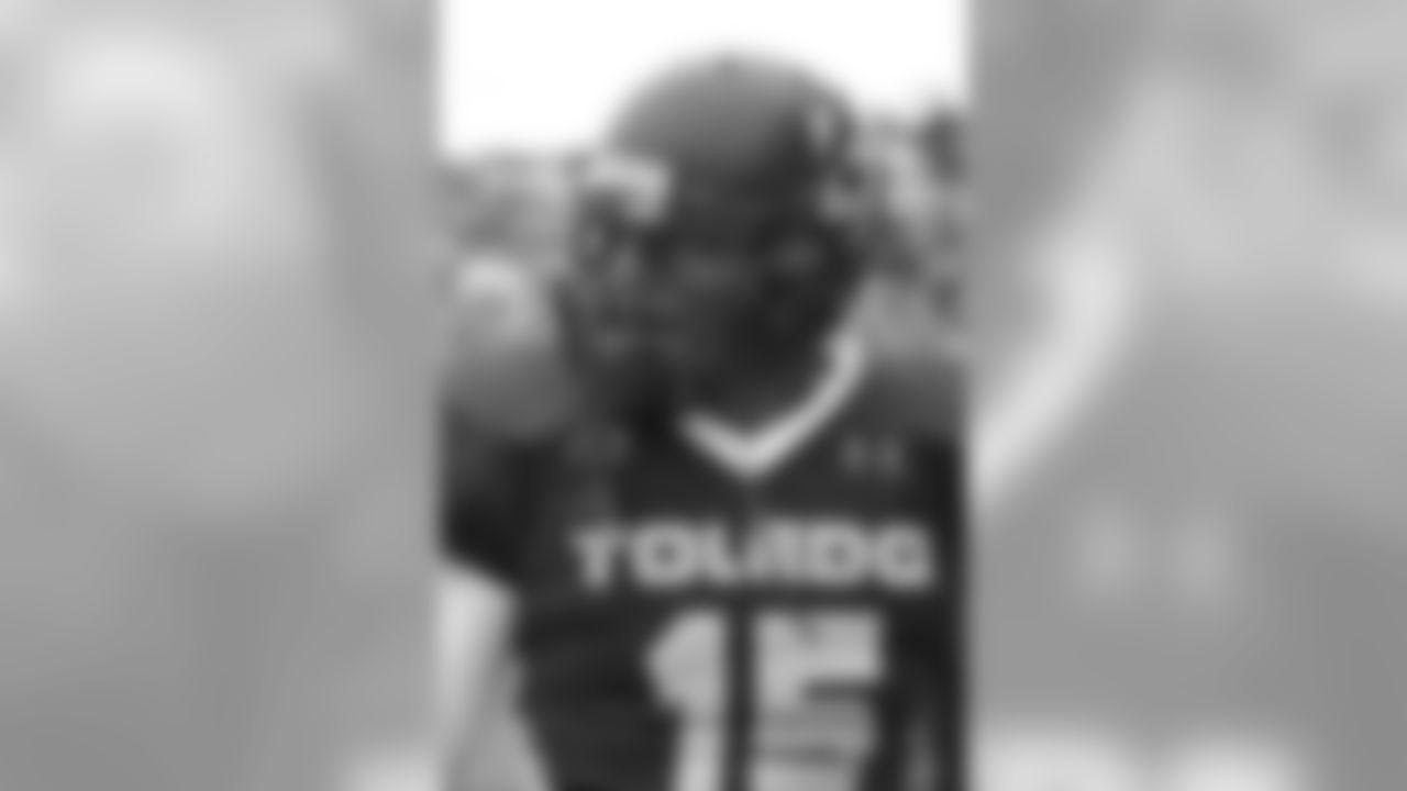 Jayrone Elliott - #15 - Toledo