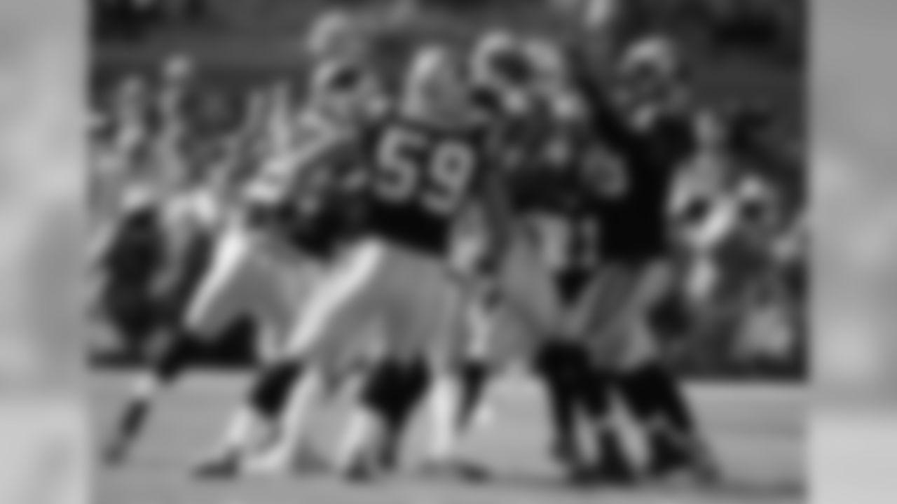 Carolina Panthers cornerback Josh Thomas (22) intercepts a ball during the first half of an NFL football game, Sunday, Nov. 24, 2013, in Miami Gardens, Fla. (AP Photo/Lynne Sladky)