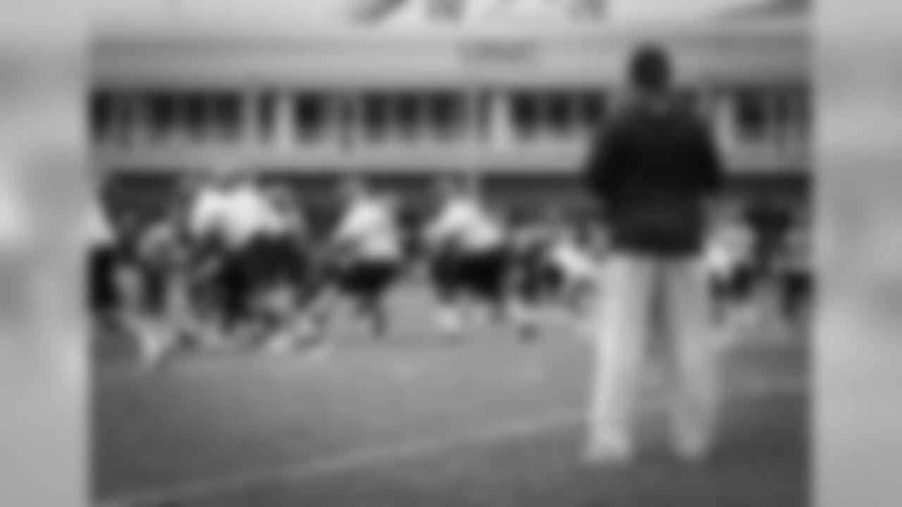 Coach Mike Tomlin
