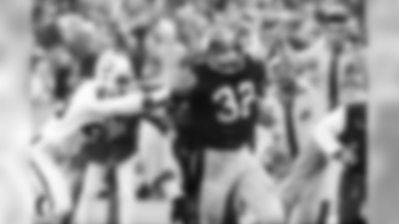 The Steelers defeated the Raiders 13-7 in an AFC Divisional playoff game on December 23, 1972.