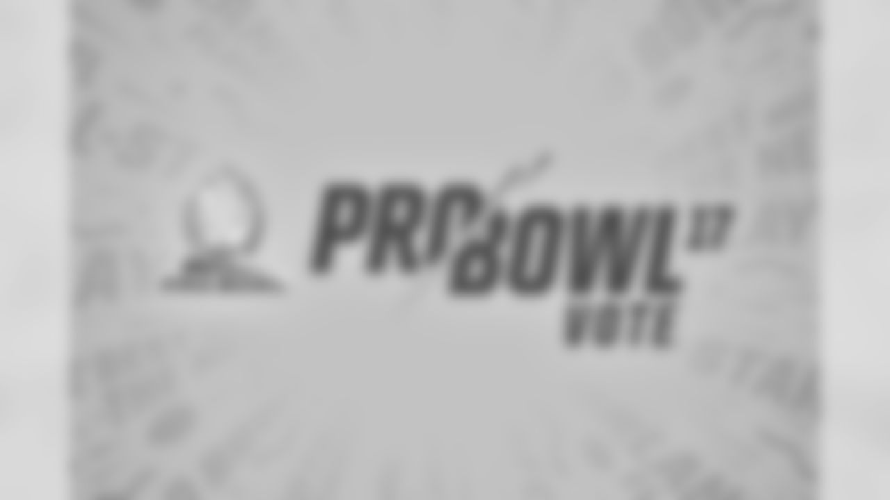 Voting for the 2017 Pro Bow is open now through Dec. 13.