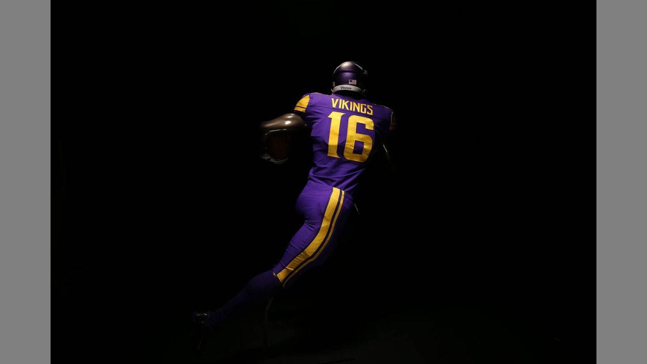 Vikings Unveil Color Rush Uniforms
