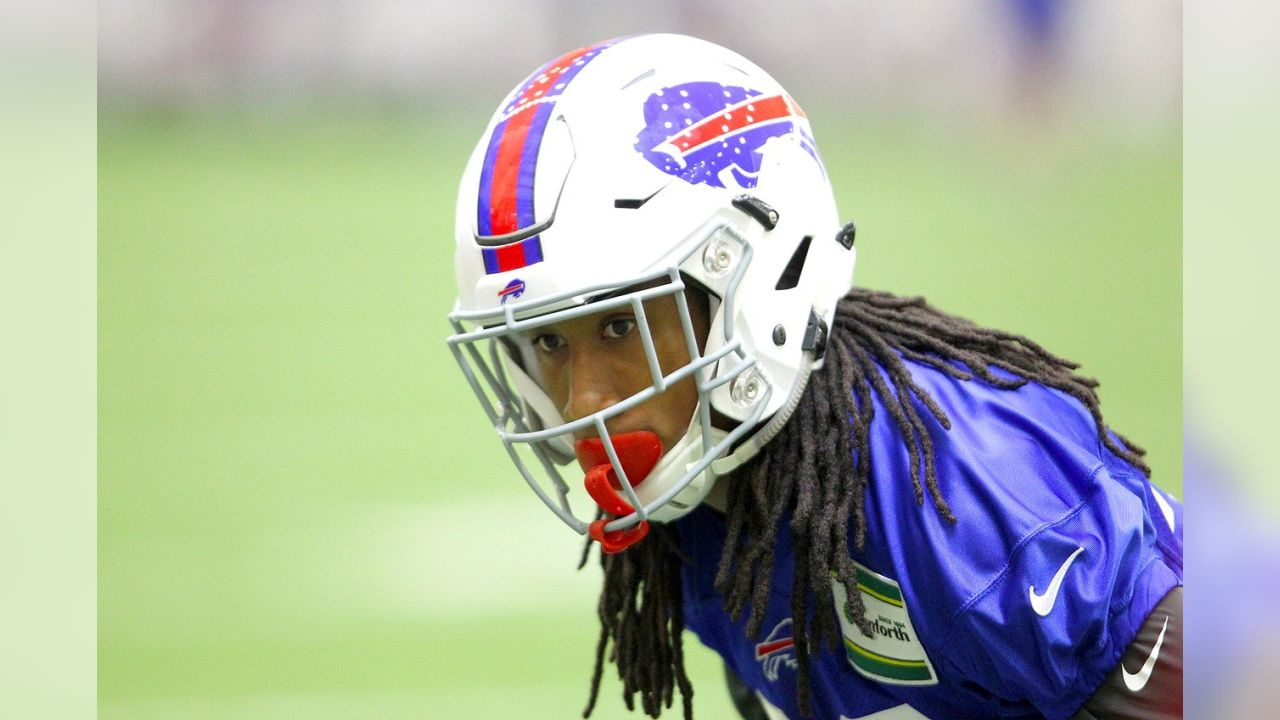 The Eagles acquired cornerback Ronald Darby in a trade with the Buffalo Bills.