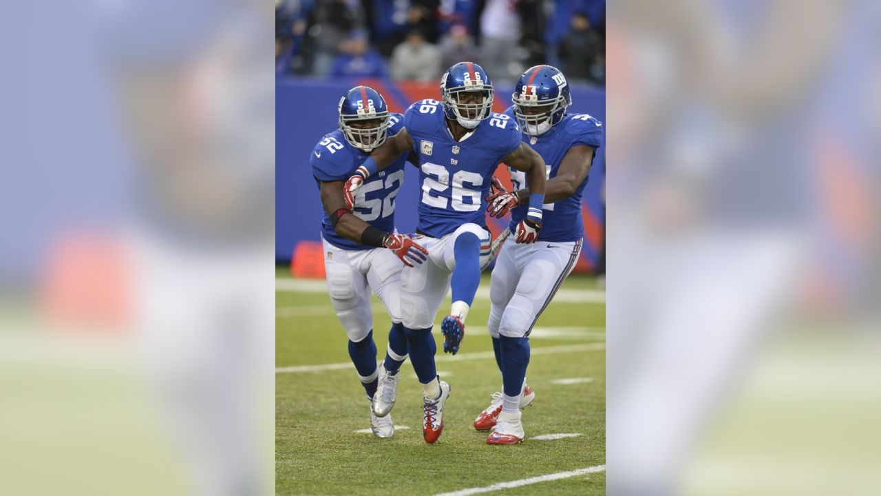 The Giants introduce their alternative uniforms with white pants vs. the  Raiders November 10th f64c376d2