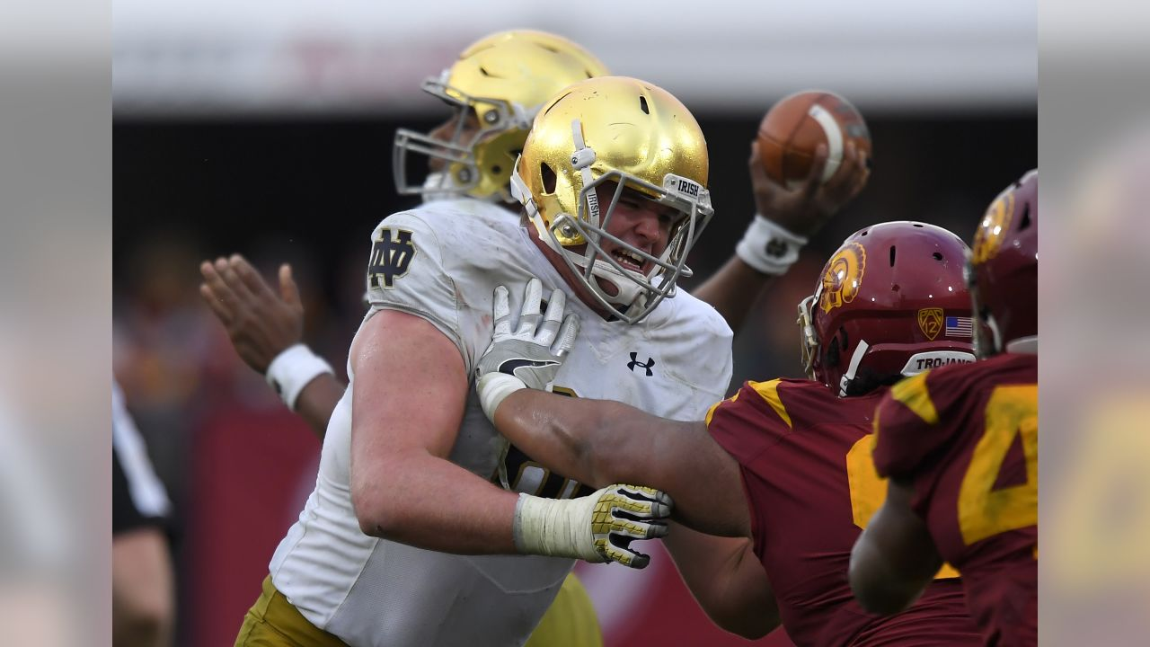 1. Mike McGlinchey, Notre Dame