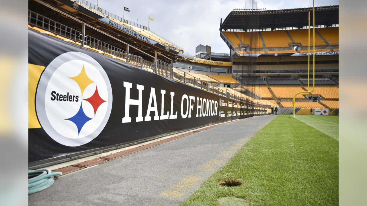 Plenty of new features at Heinz Field c6a91d4ac