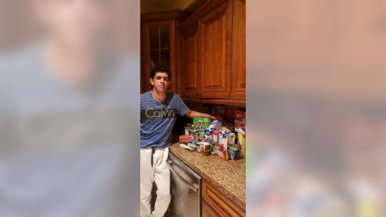 Cristian, 19, NY