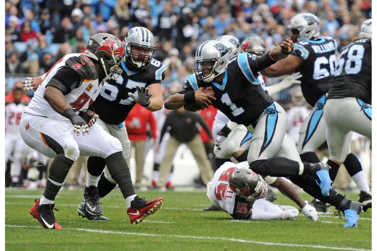 NFL Rapid Rundown: Buccaneers vs Panthers Predictions