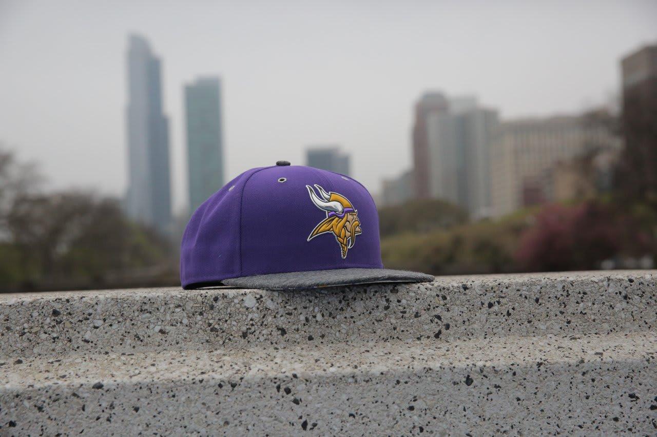 Photos  Vikings Draft Hat at the 2016 NFL Draft 7ff0c8a1293