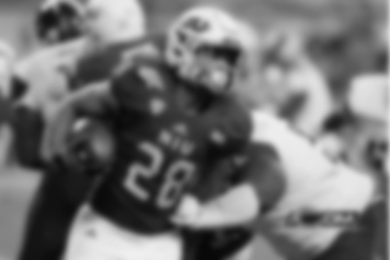 Northern Illinois RB Joel Bouagnon
