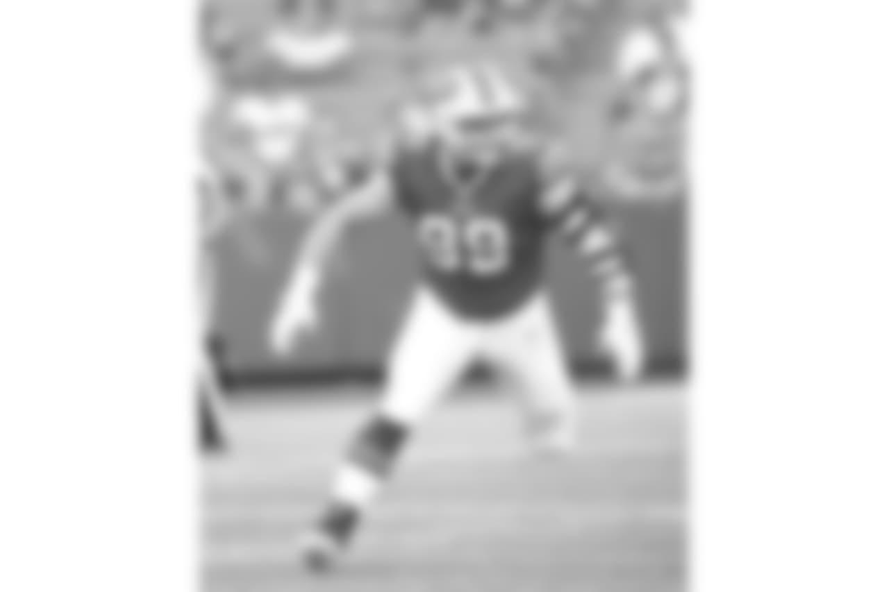 Buffalo Bills defensive tackle Harrison Phillips (99) - Buffalo Bills vs Carolina Panthers at New Era Field.  Photo by Craig Melvin  August 9, 2018