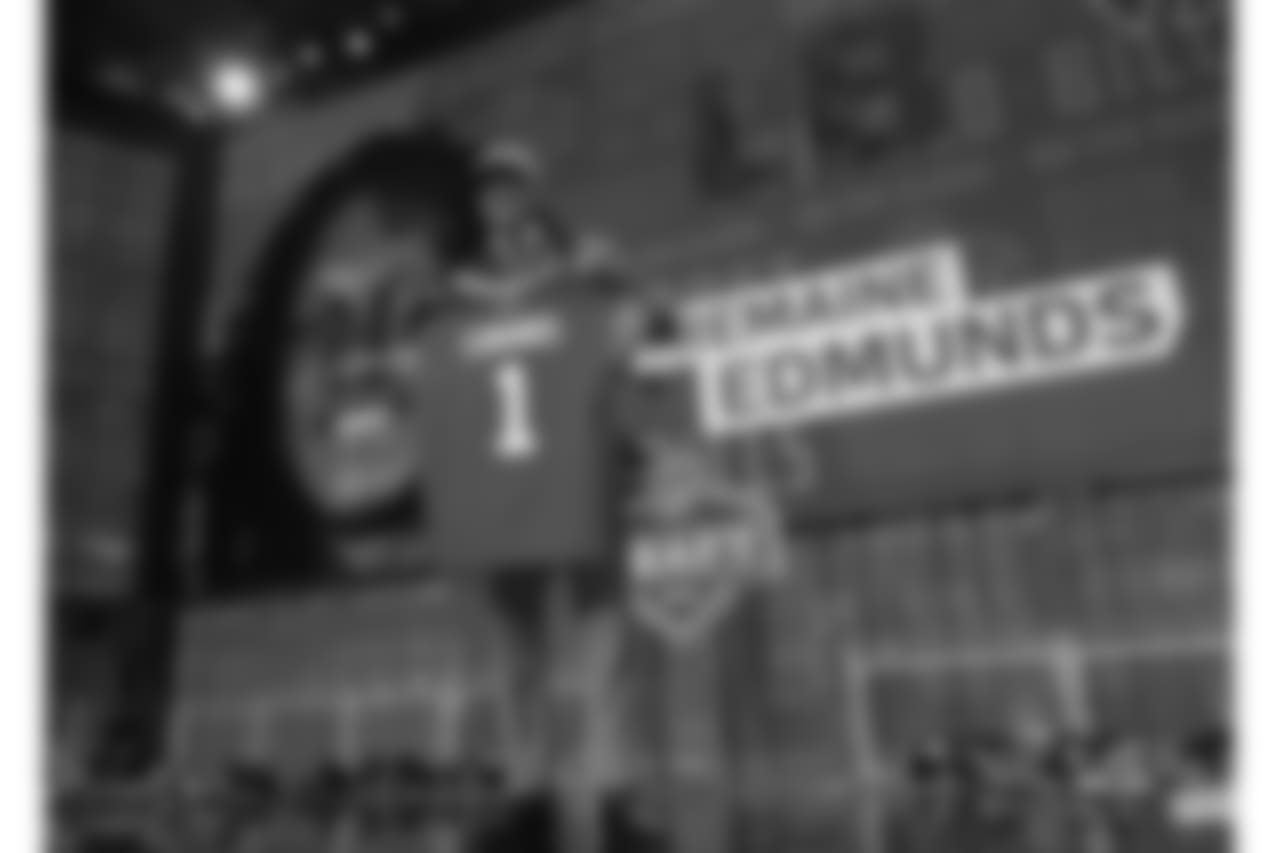 Virginia Tech LB Tremaine Edmunds