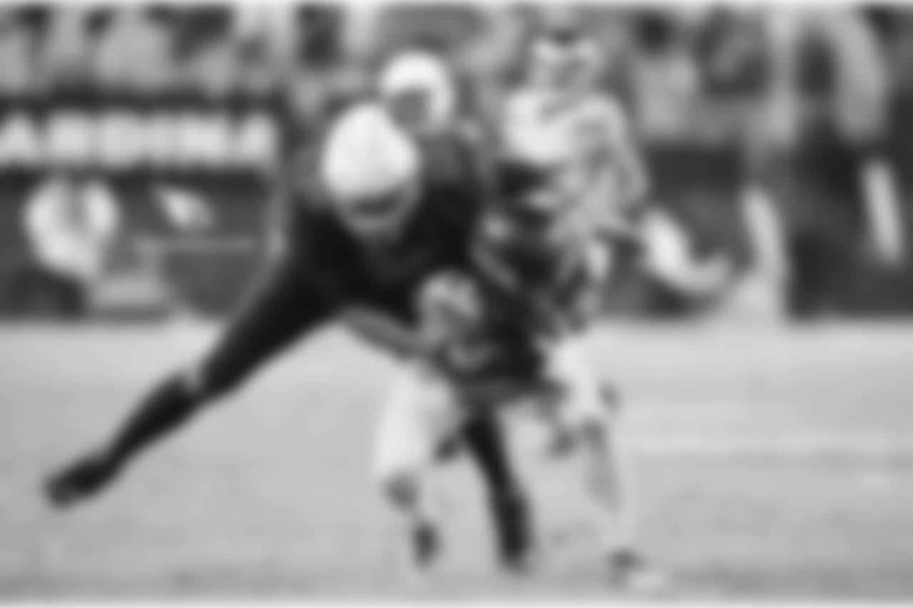 LB Karlos Dansby: 106 tackles