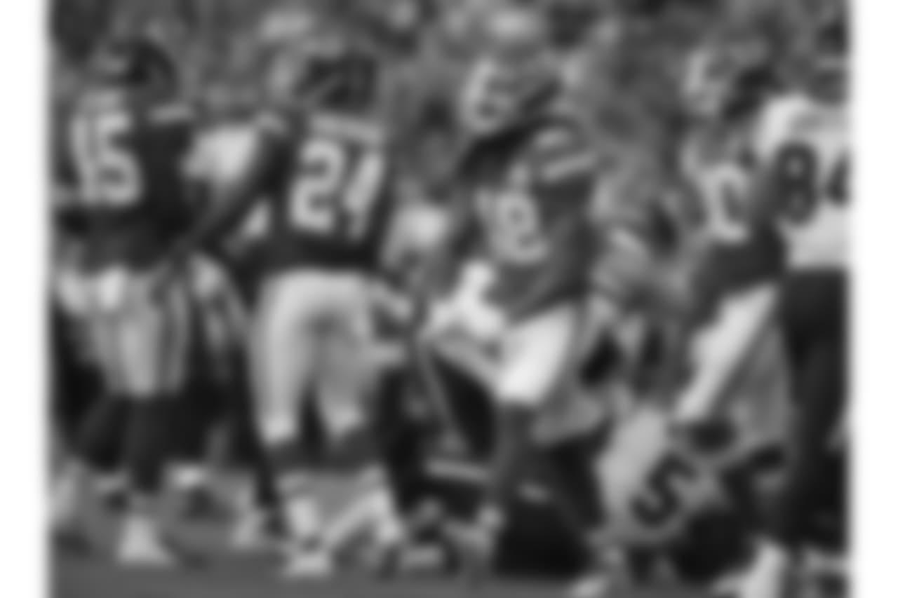 Kansas City Chiefs linebacker Terrance Smith (48) during Texans at Chiefs at Arrowhead Stadium on 8/9/18.