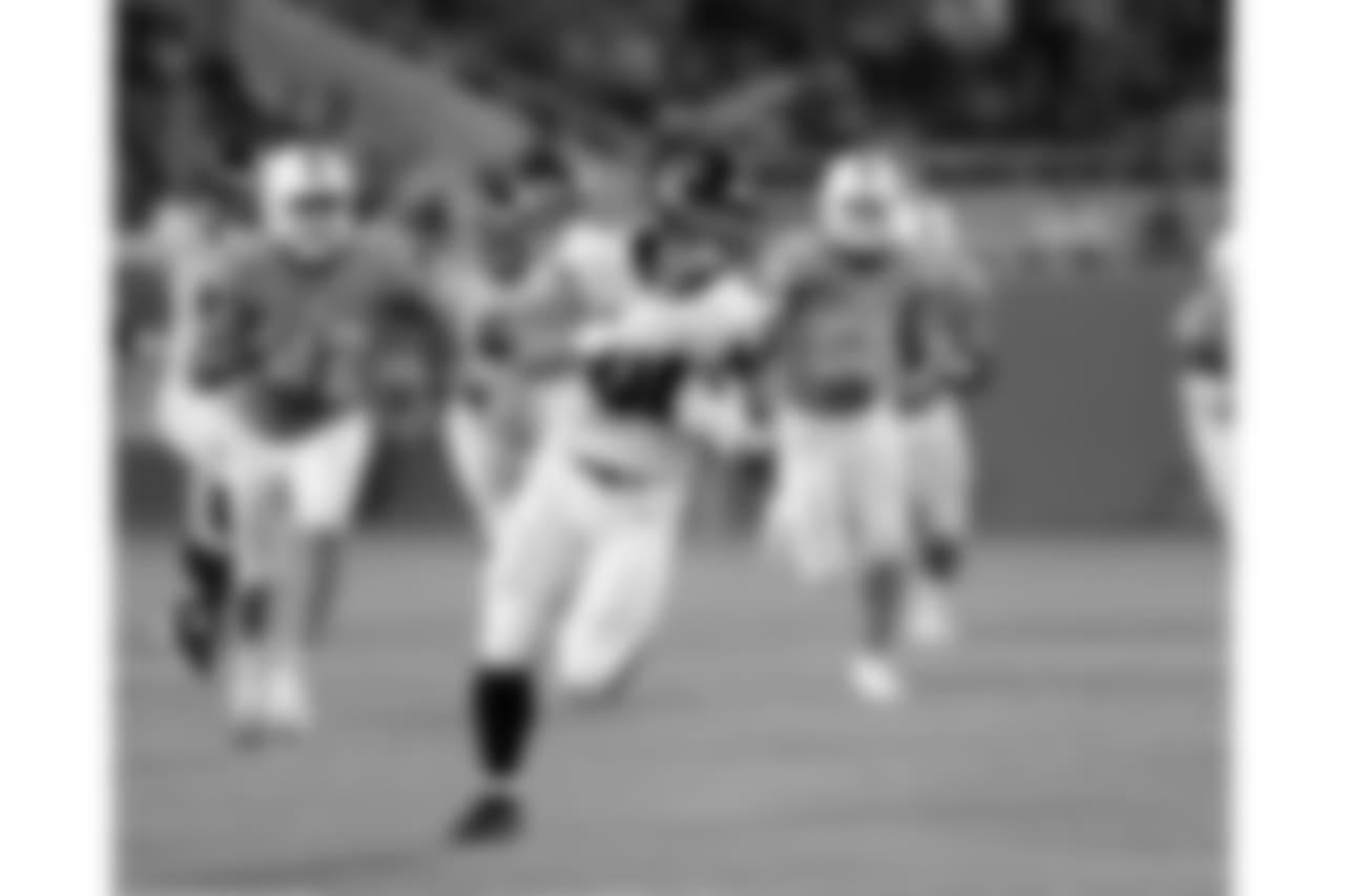 Preseason Week 1 | Falcons at Dolphins | Hard Rock Stadium | Aug. 10 | 7 p.m. (CW69)