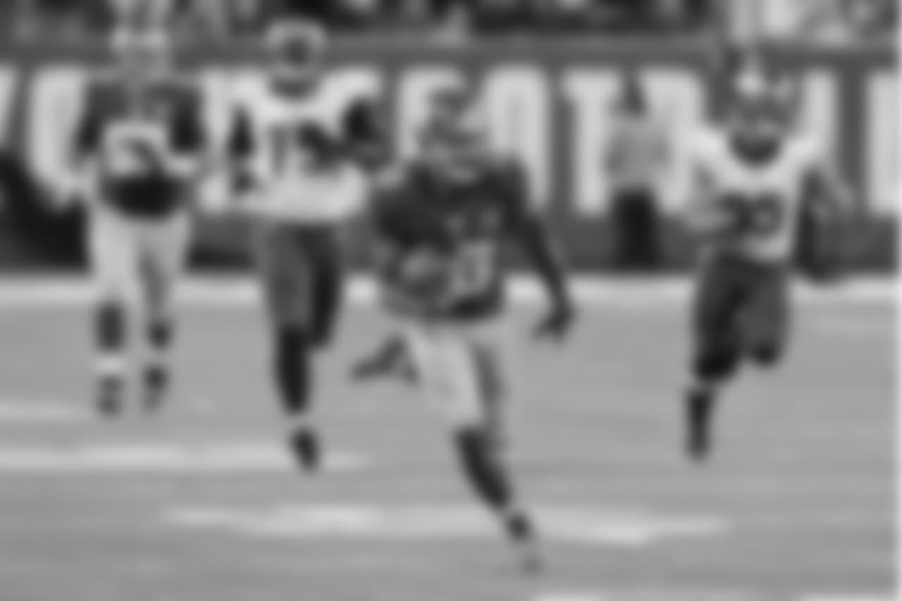 10.) WR Odell Beckham Jr. - 185 yards (12/28/14 vs. PHI)