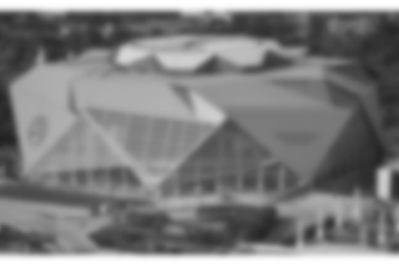 Mercedes-Benz Stadium - Atlanta Falcons(AP Photo/Mike Stewart)
