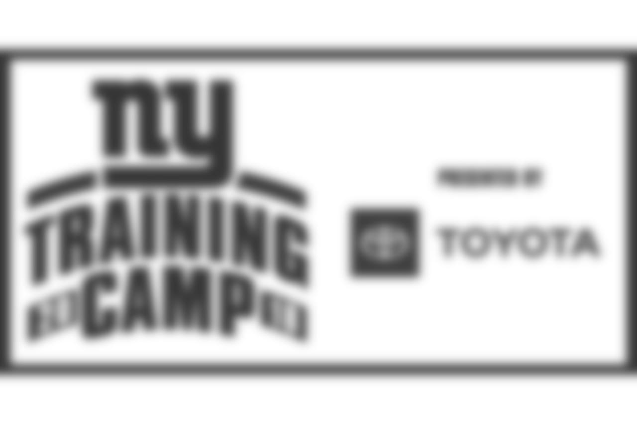 2018 GIANTS TRAINING CAMP