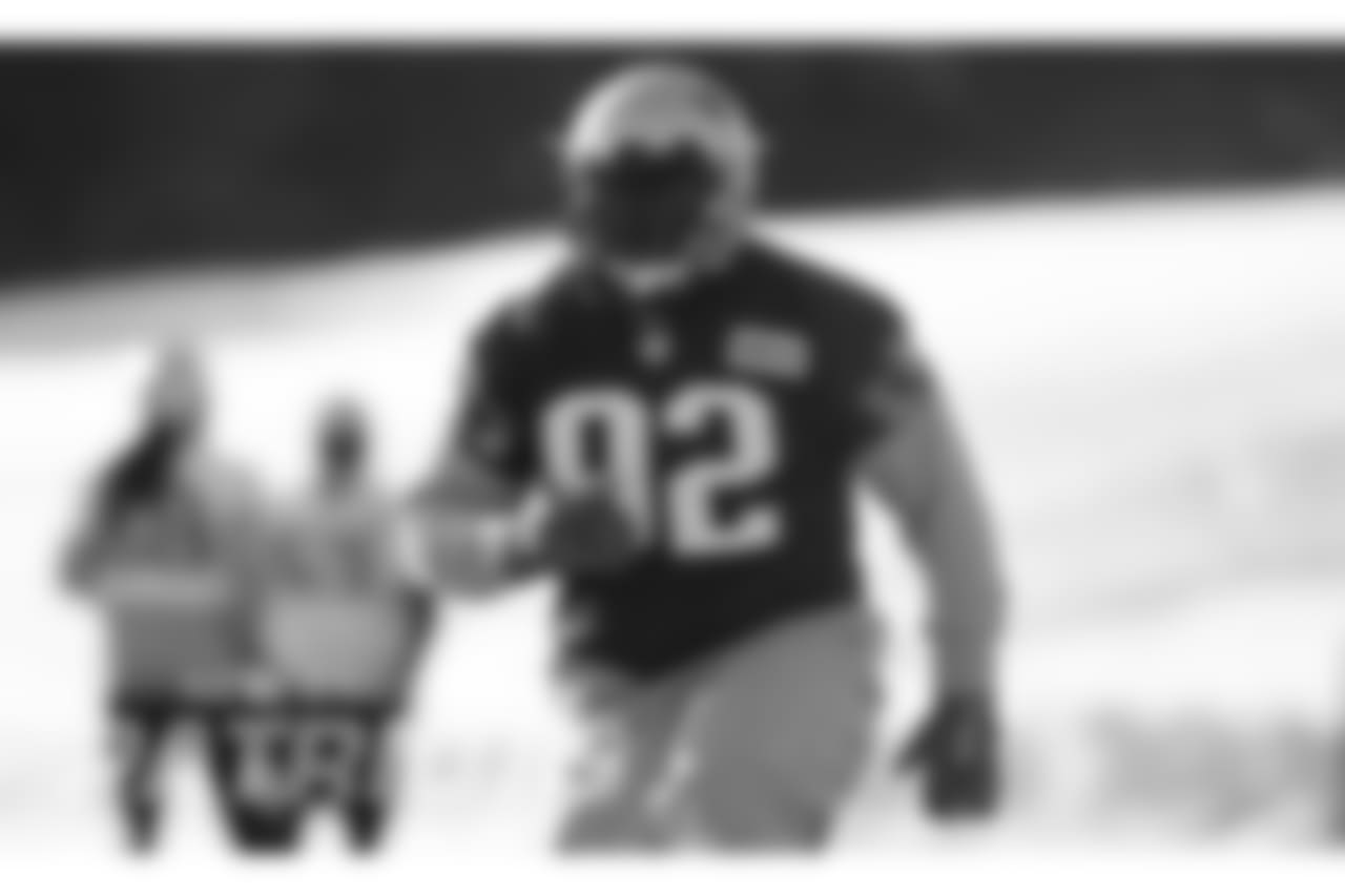 James Harrison - The former Defensive Player of the Year and longtime Steeler has said he expects to play against the Jets, just days after signing with New England. The Patriots could certainly use a boost on the edge of the defensive front, but there is no telling if Harrison is up to the task at this point.
